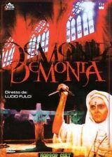 dvd Demonia (L. Fulci,1990) Pulp Video ***