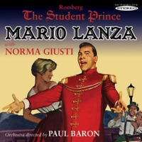 Mario Lanza : The Student Prince CD (2012) ***NEW*** FREE Shipping, Save £s