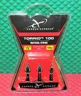 Carbon Express 100g Expandable Broadheads TORRID 100 Tactical 3 Pk 55510 RED Pk