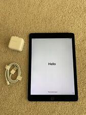 Apple iPad Air 2 32GB, Wi-Fi + Cellular (Unlocked), 9.7in - Silver