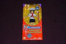 "2000 Trendmasters Card Captors 8"" Sakura Summer School Fashion Doll Figure Mib"