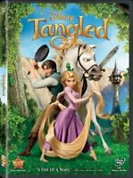 Tangled DVD DVD