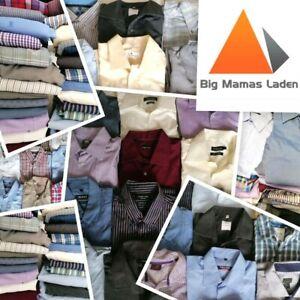 5 Herren Hemden Paket Größe wählbar S M L XL 2XL 3XL 4XL  Kleiderpaket  Posten