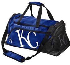 New NWT Kansas City Royals Locker Room Collection Medium Duffel Bag Luggage