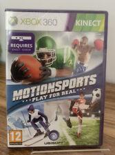 Motionsports Play for Real Xbox 360 NEU und versiegelt
