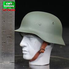 1:6 Scale Soldier Story WWII German Heers SS054 - Metal Helmet