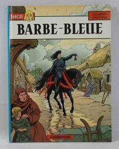 EO - JHEN - tome 4 - Barbe-Bleue - Jacques MARTIN + PLEYERS - Casterman - 1984