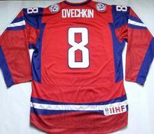 Alexander Ovechkin Russian National Hockey Team IIHF Nike Jersey Size XL