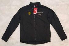Puma Men's 'Ferrari Challenge' Jacket 02 Team Ferrari â–ª Black â–ª Size Xxs