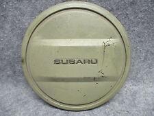 Vintage Subaru Wheel Center Cap Twist To Lock Unknown Application Gray 26591