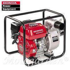 Motopompa Honda WB30XT fino a 1100 litri al minuto per irrigazione e pompaggio