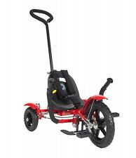 """Mobo Cruiser """" Total Tot """" Recumbent Bike Children's Tricycle - Red"""