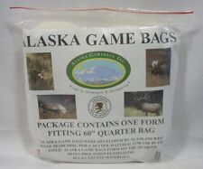"""Alaska Game Bag Single Rolled 60"""" Quarter Elk Moose Caribou Hunting Packing"""