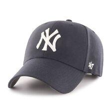 47 BRAND Mvp17 Adjustable Cap NY Yankees DUNKELBLAU