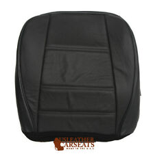 99 00 01 02 03 04 Ford Mustang Passenger Side Bottom Leather Seat Cover Black