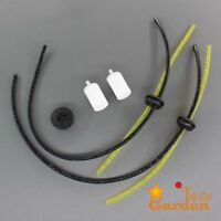2X Pipe Complete Fuel Line Fuel Tank Grommet for Redmax Leaf Blowers 570988101