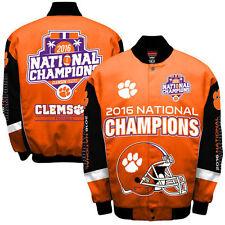 Clemson Tigers 2016 NCAA National Football Championship Jacket - Adult Large