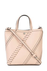 proenza schouler Small Hex Tote In Blush Baby Pink Bucket Bag RRP$1300