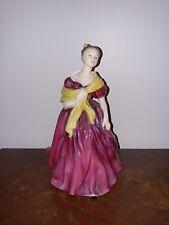 "Royal Doulton Pretty Girls Figurine ""Adrienne"" Hn #2152, mint condition"