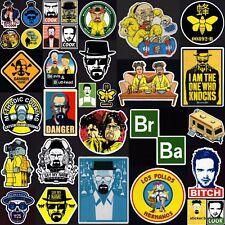 Breaking Bad Stickers 30+ Designs! Car Laptop Skateboard Motorcycle Vinyl