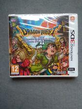 DRAGON QUEST VII 7 NINTENDO 3DS PRECINTADO SEALED