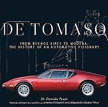 De Tomaso From Buenos Aires to Modena. Dr. Daniele Pozzi