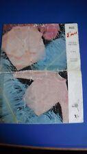 Emu Kid's cardigan & jumper Knitting pattern 8322