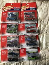 Johnny Lightning 2001 Mopar Set of 8 Cars, For The Mopar Lover In Your Life