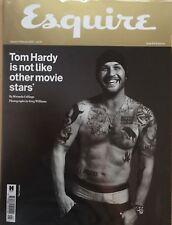 Esquire Magazine British January/February 2017 Tom Hardy by Greg Williams SEALED