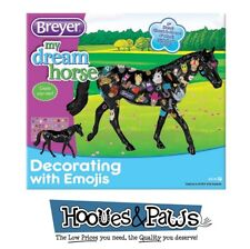 Breyer Classics Pferd Modell Dekorieren Emoji Sticker Pferd #4214