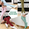 Fashion Stockings Ladies Over Knee Socks Japanese Hot Sold Striped High Quality