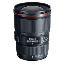Objectifs pour appareil photo et caméscope Canon 16-35 mm