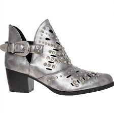 La Bottine Souriante Boots Studded Ankle Boots EU 36 UK 3 New
