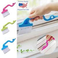 Hand-Held Groove Gap Cleaning Tool Goose Bird Window Track Kitchen Brush Scraper