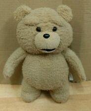 "Ted 12"" Talking Soft Plush Teddy Bear 2012 Whitehouse Leisure (Clean Version)"