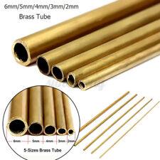 Messing Messingrohr Durchmesser 45x1 mm //100mm Länge CuZn37 MS63  Rohr