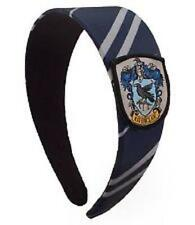 HARRY POTTER Licensed House RAVENCLAW Uniform Necktie HEADBAND w/ Crest COSPLAY