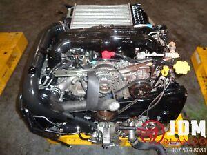 2010 2014 SUBARU LEGACY GT 2.5L DOHC TURBO ENGINE JDM EJ255