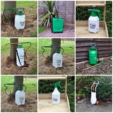 Garden Sprayer Pressure 3L, 5L, 8L, 12L, 6L and 20L Sprayers and Sprayer Spares