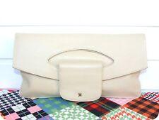 VINTAGE 70er ASSIMA Tasche Leder Bag Handtasche Clutch Borsa Sac 70´s Bohemien