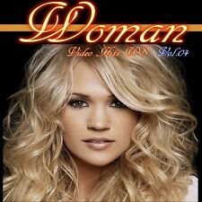 2012 Promo Video Compilation DVD, Woman Video Hits WS Vol. 4, Hi Quality Videos!