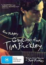 Greetings From Tim Buckley (DVD, 2014)