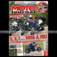MOTO JOURNAL N°2007 HUSABERG 125 TE KTM 500 EXC YAMAHA YZF 1000 R1 KTM 690 DUKE