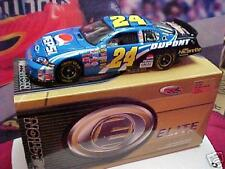 BRAND NEW 2006 JEFF GORDON #24 DUPONT / PEPSI 1/24  ELITE ACTION CAR 1 OF 900