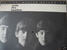 THE BEATLES WITH THE BEATLES Rare MFSL Japan Sealed LP