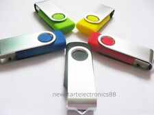 Lot 300 x 2GB USB Flash Drive Memory Stick Key custom Logo Promotional Gifts