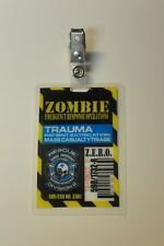 Zombie Emergency Response Operation ID Badge- Trauma  Patient Extraction