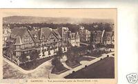 14 - cpa - CABOURG - Vue panoramique prise du Grand Hôtel ( i 1930)