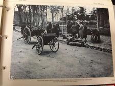 RIPRODUZIONE FOTO ALINARI VENDITORE AMBULANTE LEGNA II GUERRA 18X24 ANNI 40 (5)