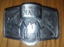 Beatles Legends Limited Edition Metal Belt Buckle #1,126